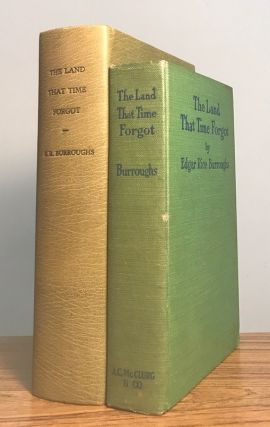 THE LAND THAT TIME FORGOT. Edgar Rice Burroughs