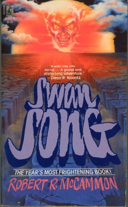 SWAN SONG. Robert R. McCammon