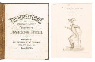 THE HEATHEN CHINEE ... Illustrated by Joseph Hill ... [envelope title].