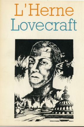 Howard Phillips Lovecraft, L'HERNE. 1969 ., Francois Truchaud, number 12