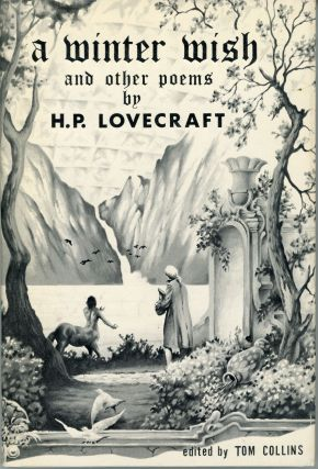 A WINTER WISH. Lovecraft.