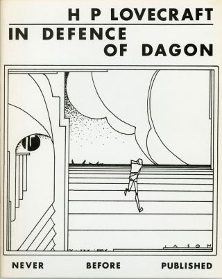 IN DEFENCE OF DAGON. Lovecraft.