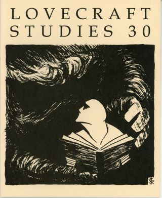 LOVECRAFT STUDIES. Spring 1994 ., S. T. Joshi, number 30