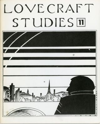 LOVECRAFT STUDIES. Fall 1985-Fall 1997 ., S. T. Joshi, numbers