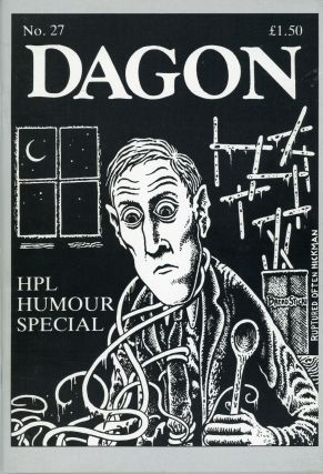 DAGON. June 1990 ., Carl T. Ford, number 27