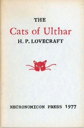 THE CATS OF ULTHAR. Lovecraft.
