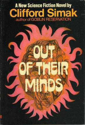 OUT OF THEIR MINDS. Clifford Simak