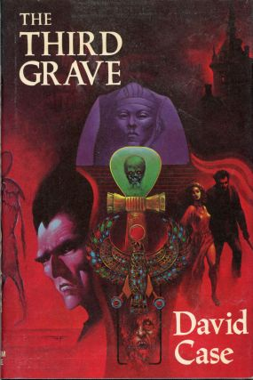 THE THIRD GRAVE. David Case