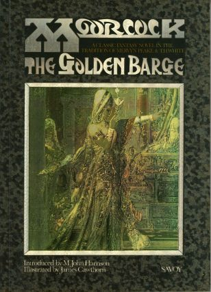 THE GOLDEN BARGE: A FABLE. Michael Moorcock