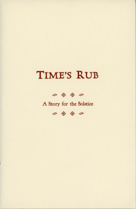 TIME'S RUB. Gregory Benford