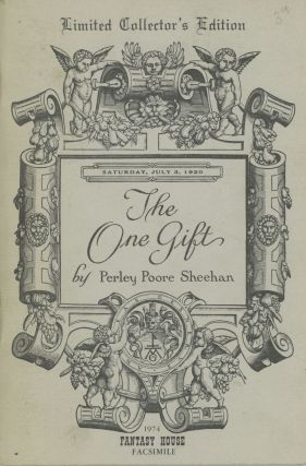 THE ONE GIFT. Perley Poore Sheehan.