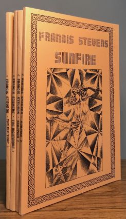 SUNFIRE [with] SERAPION [with] THE NIGHTMARE [with] THE ELF TRAP. Gertrude Barrows Bennett,...