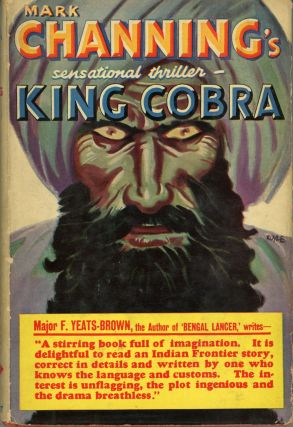KING COBRA. Mark Channing, Leopold Aloysius Matthew Jones