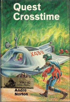 QUEST CROSSTIME. Andre Norton