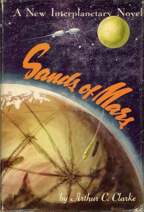 SANDS OF MARS. Arthur C. Clarke