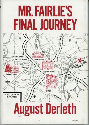 MR. FAIRLIE'S FINAL JOURNEY. August Derleth