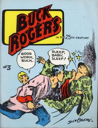 BUCK ROGERS IN THE 25TH CENTURY. Buck Rogers