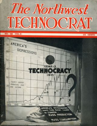 THE. May 1946 NORTHWEST TECHNOCRAT, whole number 118 volume 10