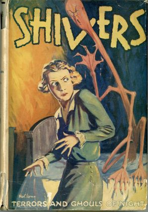 SHIVERS: A THIRD COLLECTION OF UNEASY TALES. Charles Lloyd Birkin