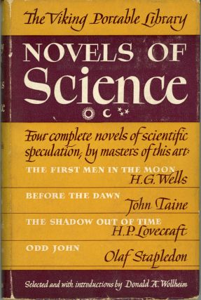THE PORTABLE NOVELS OF SCIENCE. Donald A. Wollheim