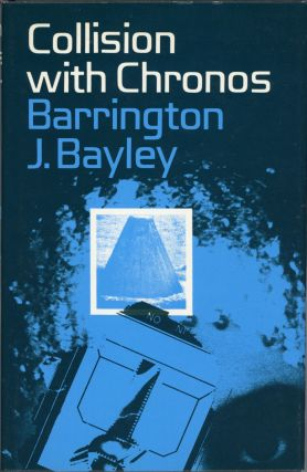 COLLISION WITH CHRONOS. Barrington J. Bayley