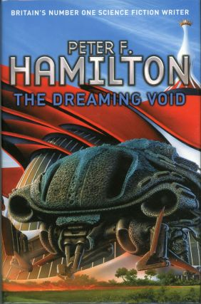 THE DREAMING VOID. Peter F. Hamilton