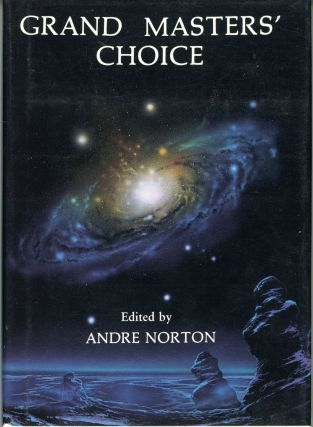 GRAND MASTERS' CHOICE. Andre Norton, Ingrid Zierhut