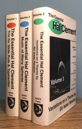 THE ESSENTIAL HAL CLEMENT. VOLUME 1: TRIO FOR SLIDE RULE AND TYPEWRITER [with] THE ESSENTIAL HAL...