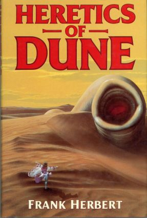 HERETICS OF DUNE. Frank Herbert