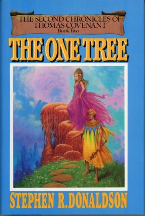 THE ONE TREE. Stephen R. Donaldson