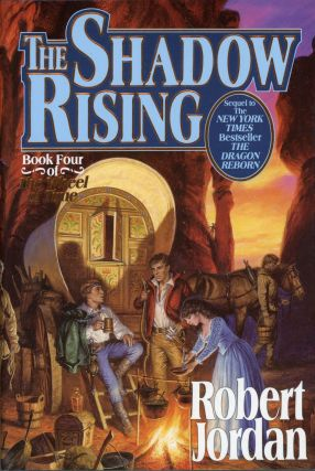 THE SHADOW RISING. Robert Jordan