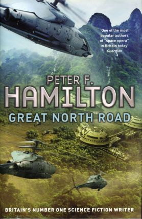 GREAT NORTH ROAD. Peter F. Hamilton