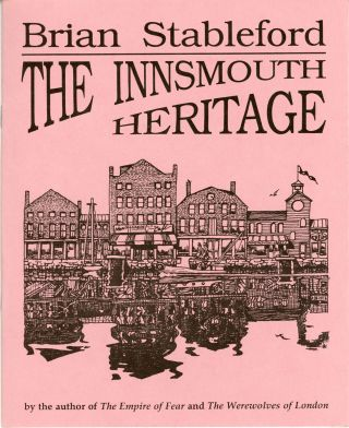 THE INNSMOUTH HERITAGE. Brian Stableford