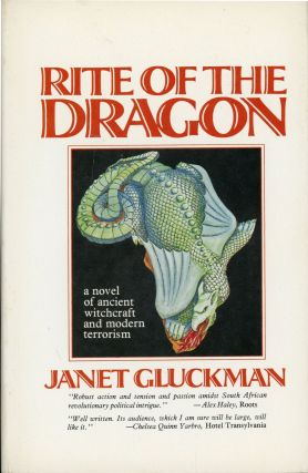 RITE OF THE DRAGON. Janet Gluckman