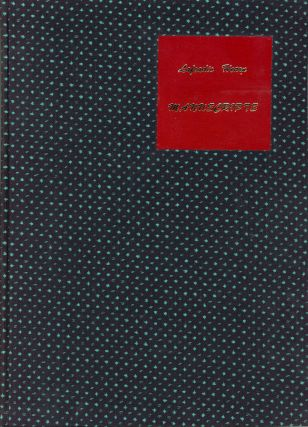 LAFCADIO HEARN: MANUSCRIPTS. Lafcadio Hearn