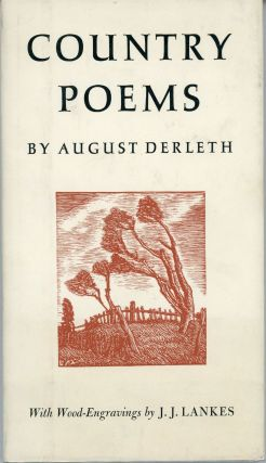 COUNTRY POEMS. August Derleth