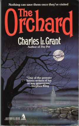 THE ORCHARD. Charles L. Grant
