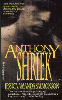 ANTHONY SHRIEK OR LOVERS FROM A DARKER REALM. Jessica Amanda Salmonson