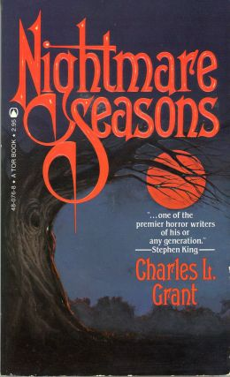 NIGHTMARE SEASONS. Charles L. Grant