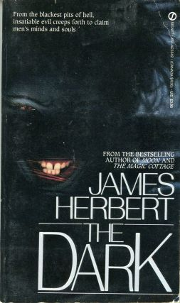 THE DARK. James Herbert
