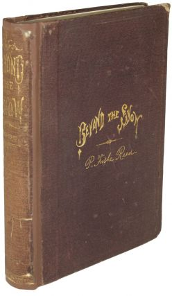 BEYOND THE SNOW; BEING A HISTORY OF TRIM'S ADVENTURES IN NORDLICHTSCHEIN. Reed, Fishe