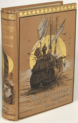 THE ADVENTURES OF A CHINAMAN IN CHINA From the French of Jules Verne by Virginia Champlin ...