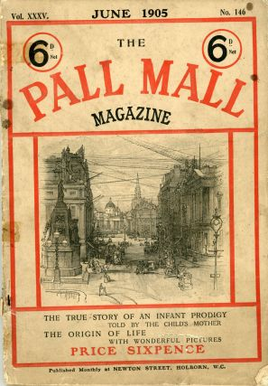 Sidney H. Sime, THE. June 1905 PALL MALL MAGAZINE, whole number 146 volume 35