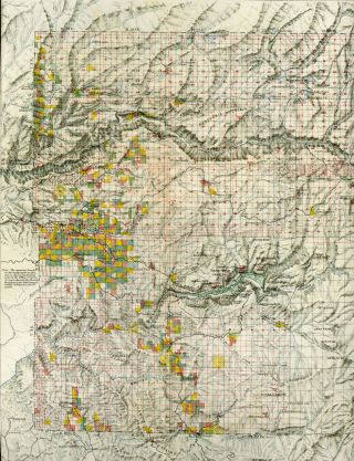 Yosemite National Park compiled from Captain Wheeler's Survey (Sheet 56 D and Yosemite and...