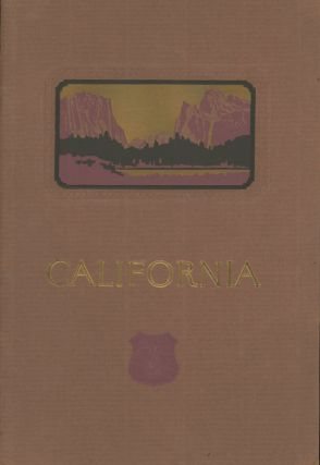California. Issued by the Union Pacific System. UNION PACIFIC SYSTEM