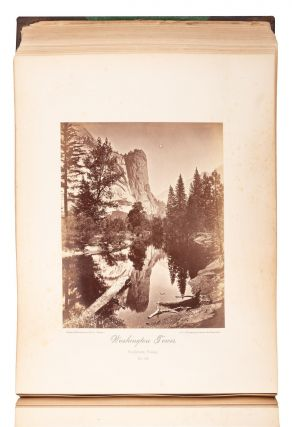 Sun pictures of the Yo Semite Valley, Cal.