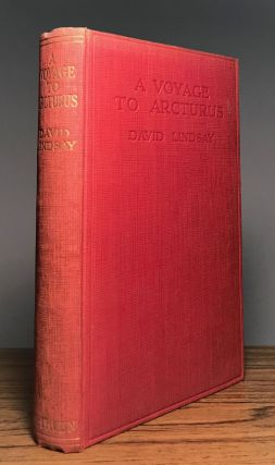 A VOYAGE TO ARCTURUS. David Lindsay