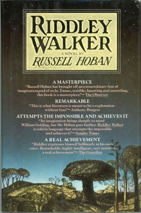RIDDLEY WALKER: A NOVEL. Russell Hoban