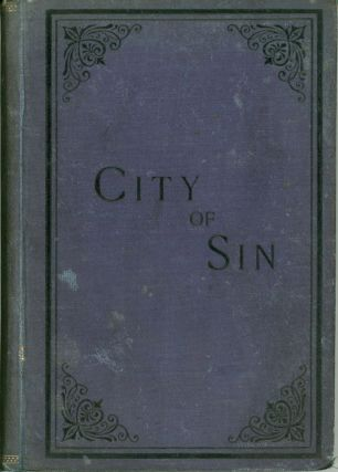 THE CITY OF SIN. Hattie Lee Johnston