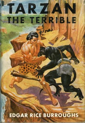 TARZAN THE TERRIBLE. Edgar Rice Burroughs